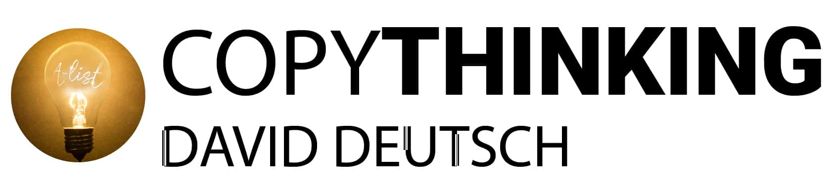 David Deutsch A-List Copy Secrets Logo